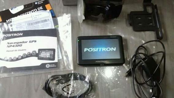 Gps Positron N4320 Usado Excelente Estado
