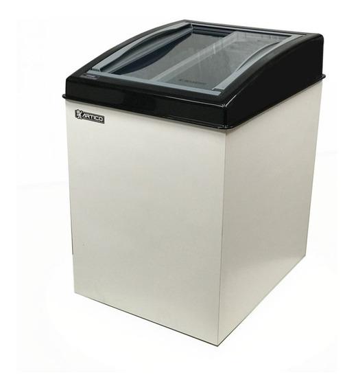 Freezer Horizontal Fh150b 120l Branco/preta Ártico 220v
