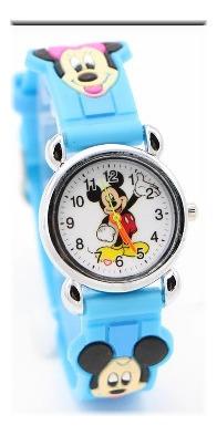 Relógio Infantil Mickey E Minnie