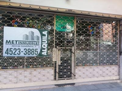 Local 6mts De Vidriera Foco Comercial No Apto Gastronomia