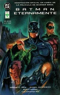Adaptacion Oficial Film Batman Eternamente Vid