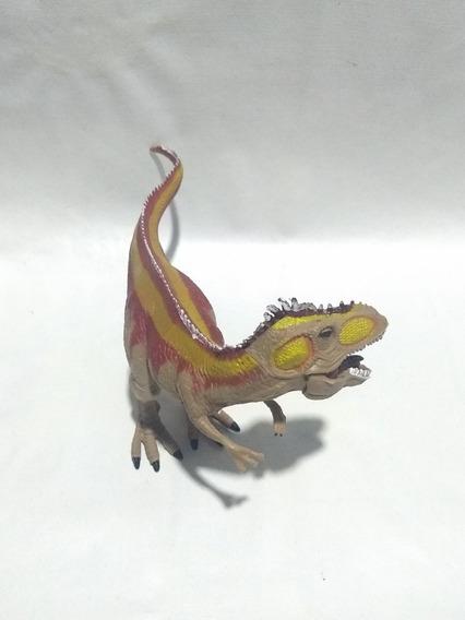 Dinosaurio Allosaurus Mandíbula Articulada 25 Cm Largo
