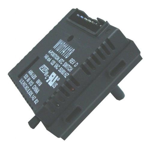 Imagen 1 de 1 de Switch Lav. Whirlpool Usa Temperatura W11103599 / W10114118