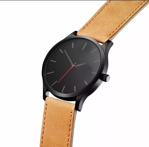Promoção Lindo Relógio Masculino Quartzo + Brinde
