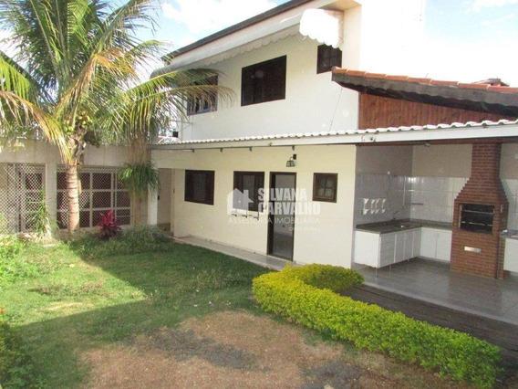 Casa Para Venda E Locação No Bairro São Luiz Em Itu. - Ca3849