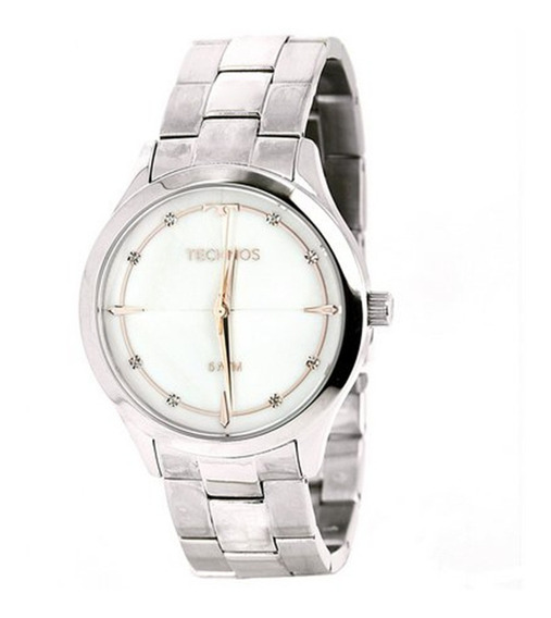 Relógio Technos Feminino Elegance 2039bb/1k Aço Rose