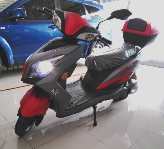 Scooter Electrica 1200w Wanxin