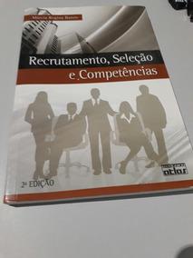 Livro Recrutamento Seleção E Competências Márcia Banov