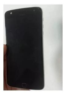 Celular Moto Z Play (display Quebrado)