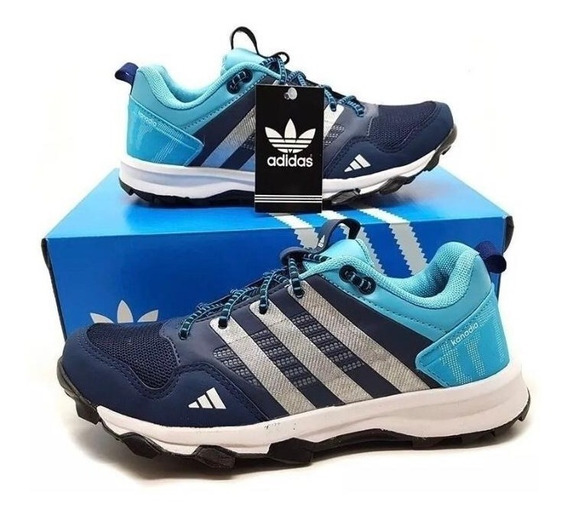 Tênis adidas Kanadia Tr7 Trail Macio Leve Black Friday