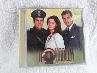 Cd Novela Aquarela Do Brasil Nacional 2000 Ja