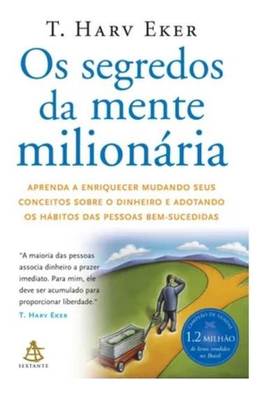 Livro Os Segredo Da Mente Milionária