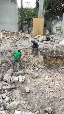 Excavación De Pozos Para Fosas Sépticas