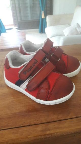 Zapatillas Bebe/niño Marcel