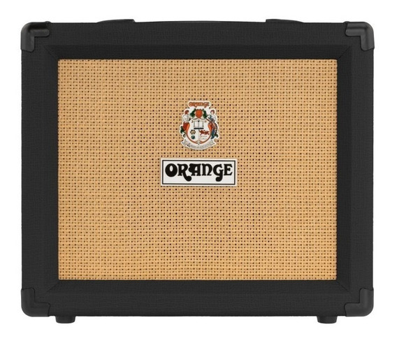 Cubo Amplificador Para Guitarra Orange Crush 20