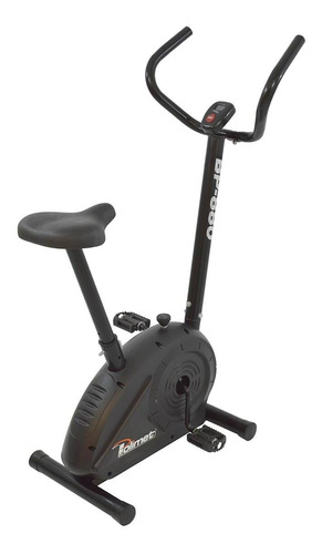 Bicicleta Ergométrica Polimet Bp-880 6 Funções Preta 0163