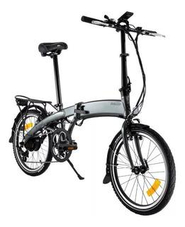Bicicleta Electrica Philco Plegable R20 7 Velocidades E-bike