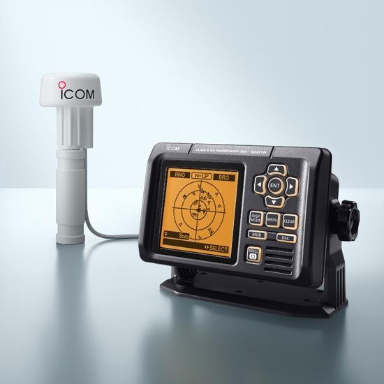 Icom Ma-500tr Transponder Ais Classeb Homologado Anatel C/nf