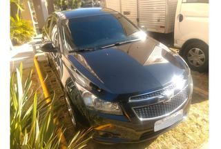 Cruze 2012 Lt Sedan Automático Completo Banco De Couro
