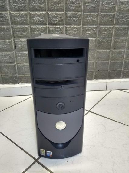 Cpu Dell Optiplex Gx240, Pentium 4, 1 Gb Ram C/ Fonte (leia)