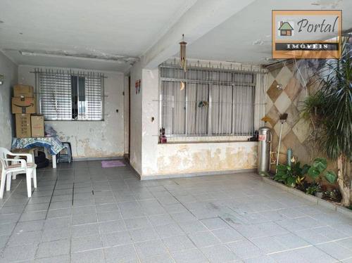 Casa Com 2 Dormitórios À Venda, 97 M² Por R$ 450.000,00 - Centro - Campo Limpo Paulista/sp - Ca0591