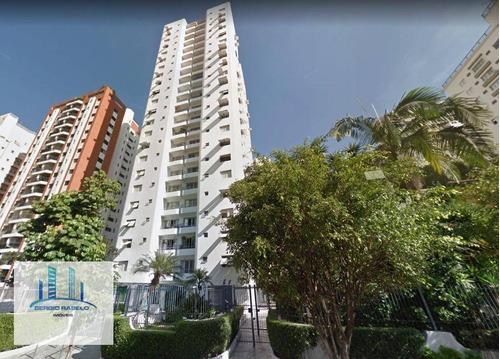Imagem 1 de 4 de Apartamento Residencial À Venda, Moema, São Paulo. - Ap2978