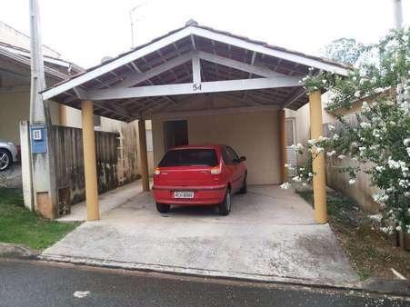 Casa À Venda Condomínio Branca Lua, Jardim Flamboyant - 5eb3