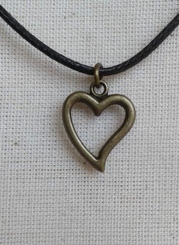 Collar/pulsera/llavero De Corazón, Amor Y Amistad 2