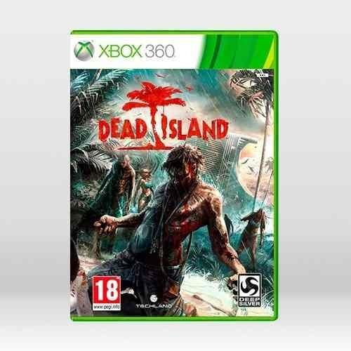 Jogo Dead Island - Xbox 360 Mídia Física Usado