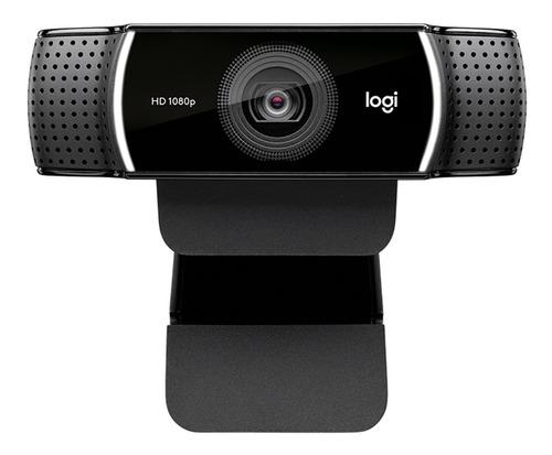 Camara Web Webcam Logitech C922 Stream 1080p