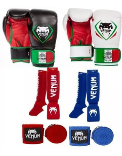 Guantes Everlast 12oz Y Mascara Altitud Training Mask