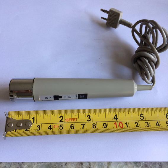 Microfone Sanyo Antigo