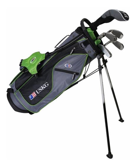 Set Completo Junior Niños Us Kids 57 - Buke Golf