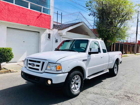 Ford Ranger Limited Sport 4x4 Electrica 4 Puertas Excelente!