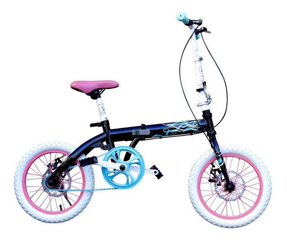Pat Avenue Bicicleta Plegable De Bia