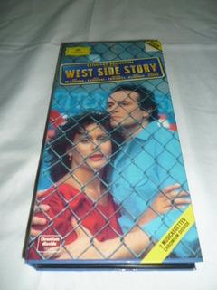 Casette West Side Story Gramophon Soundt