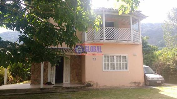 Casa Em Condomínio-à Venda-ubatiba-maricá - Macn40016