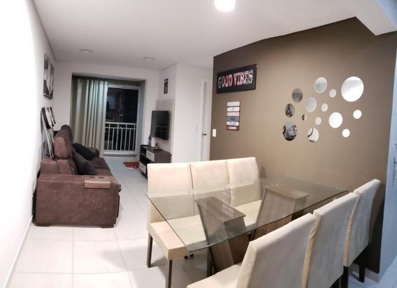 Apartamento Com 1 Dormitório À Venda, 50 M² Por R$ 313.000 - Vila Augusta - Guarulhos/sp - Cód. Ap6567 - Ap6567