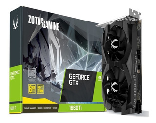 Tarjeta De Video Zotac Gaming Geforce Gtx 1660 Ti 6gb