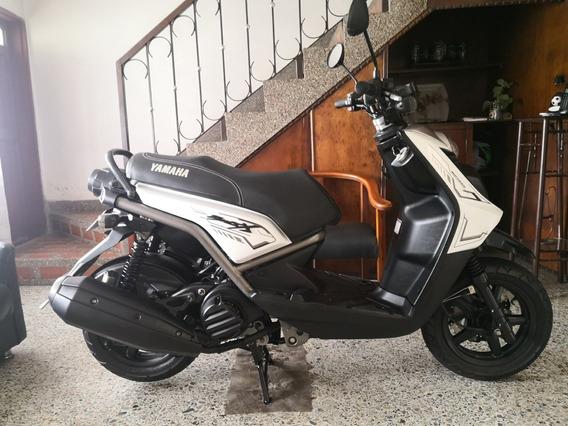 Yamaha Bws X 2018, Solo 5.093 Kilómetros ,papeles Nuevos.