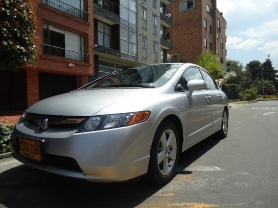 Honda Civic Ex 1.8 Sr Fe Automático