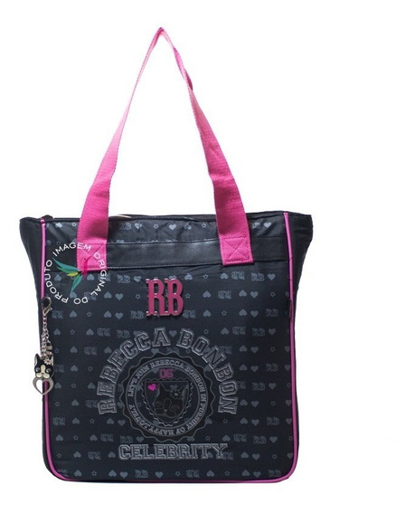 Tote Bag Laptop Rebecca Bonbon Paris