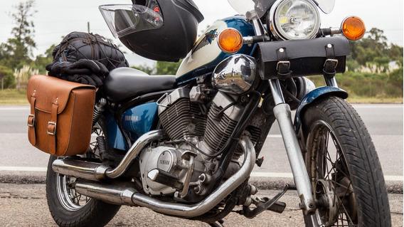 Yamaha Virago Xv 125cc - 16mil Kms - Toda Original