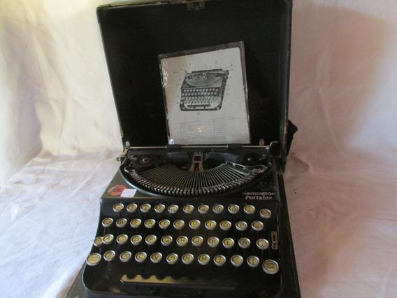 Maquina De Escribir. Remington