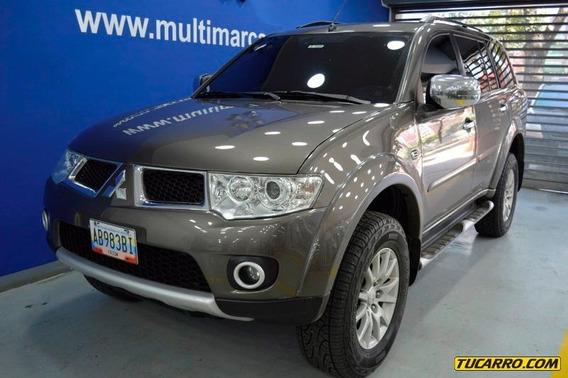 Mitsubishi Montero Gls-automatico