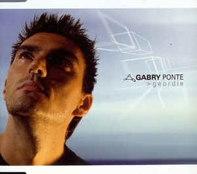 Gabry Ponte - Geordie ...cd Single Novo