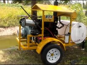Motobomba Con Motor Thermoking Diesel