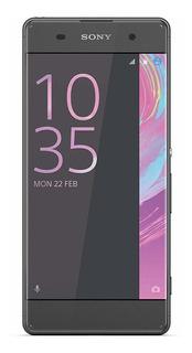 Sony Xperia XA Dual SIM 16 GB Preto-grafite 2 GB RAM