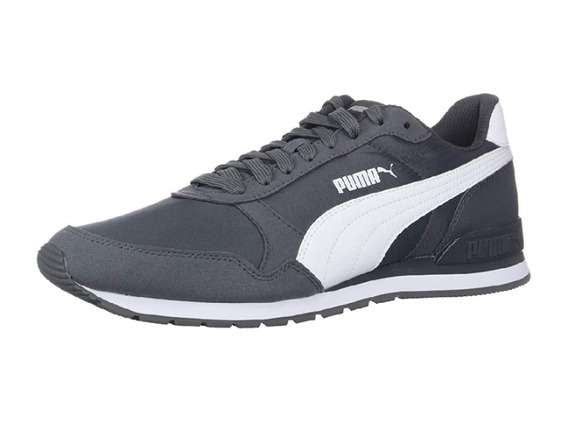 Zapatos Puma St Runner V2 Sneaker Talla 9.5 Us M Originales