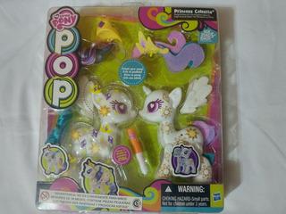 My Little Pony Pop Celestia Y Fluttershy Hasbro